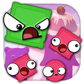 Angry Blocks: Block Remover icon