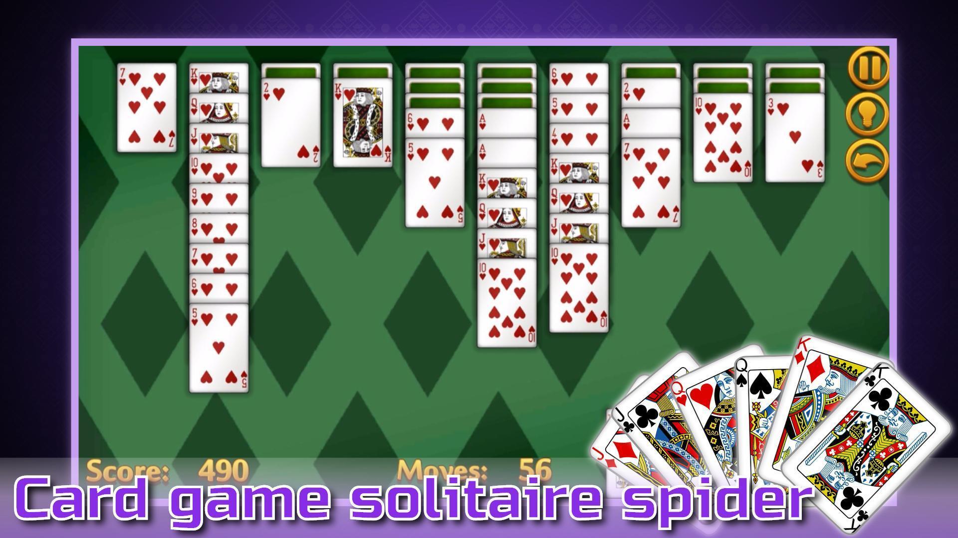 Spider карты играть играть в игры в карты паук косынка солитер играть бесплатно на компьютер