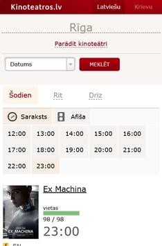 Kinoteatros.lv poster