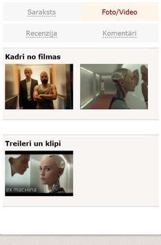 Kinoteatros.lv screenshot 5