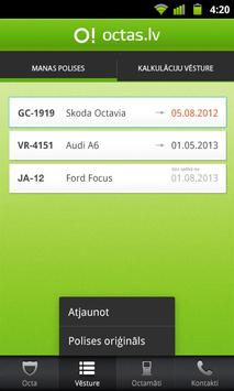 Octas screenshot 2