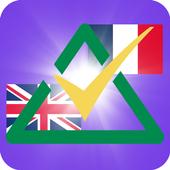 QuickTeacher French Language icon