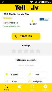 Yello.lv apk screenshot