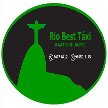 RioBestTaxi-Taxista poster