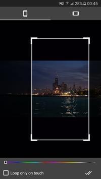 Cinemagraph (GIF) Wallpapers screenshot 1