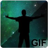 Sky Live (GIF) Wallpapers icon
