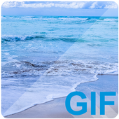 Water Waves Live Wallpapers icon