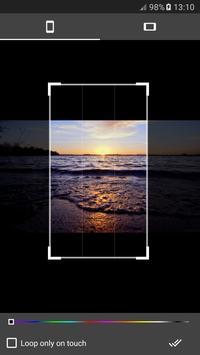 Water Waves Live Wallpapers apk screenshot