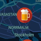 Stockholm Nightlife icon