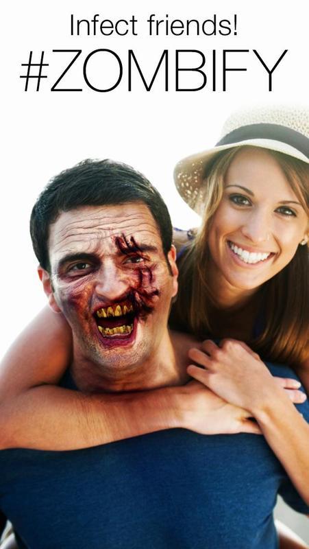 zombify со всеми предмета и