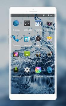 Theme for Lyf Water 7S HD screenshot 1