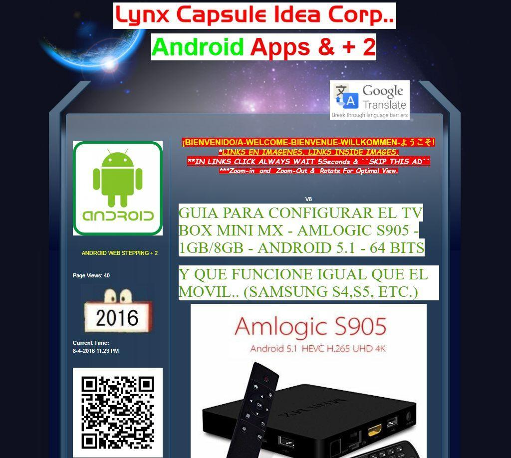 Lynx Capsule Idea Corp1   for Android - APK Download