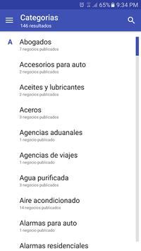 Guia del puerto screenshot 4