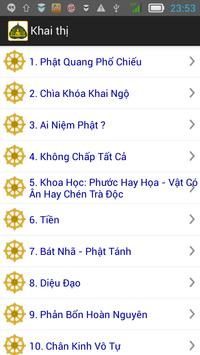 Khai thị apk screenshot