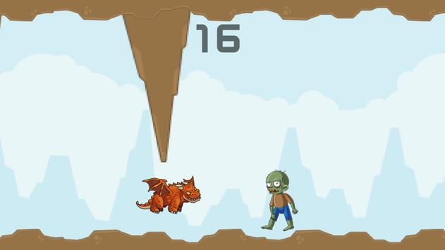 Dragon vs Zombies screenshot 1