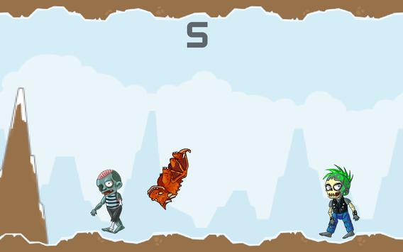 Dragon vs Zombies apk screenshot