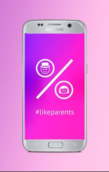 Like Mom or Dad? poster