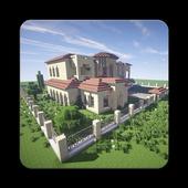 Mansion Ideas Minecraft icon