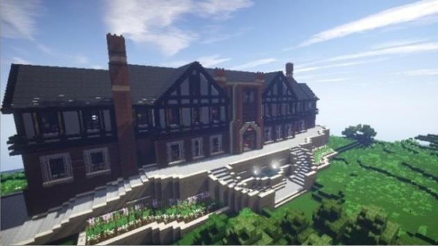 Mansion Ideas Minecraft screenshot 7