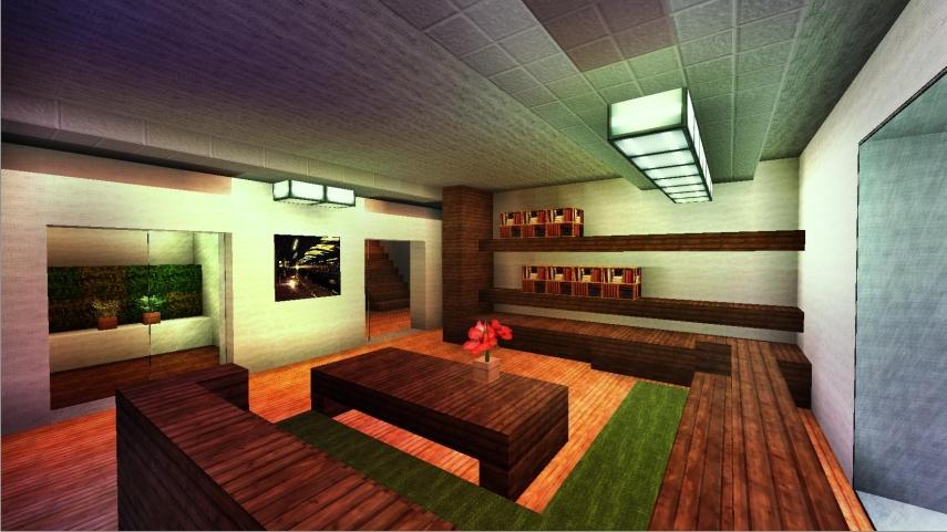 Mod House Interior Minecraft For Android Apk Download