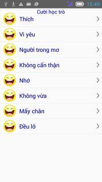 Học trò cười apk screenshot