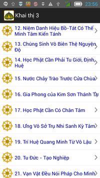 Khai thị 3 apk screenshot