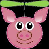 Pig Swing icon