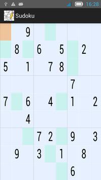 Sudoku Classic screenshot 1