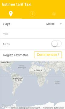 Taxi Tarif apk screenshot