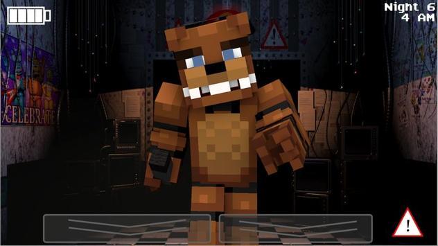Night Fear Minecraft Mod apk screenshot