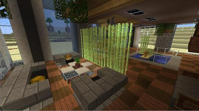 Furniture Ideas Minecraft screenshot 11