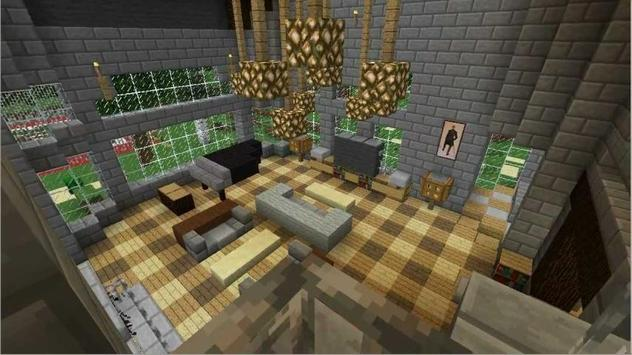 Furniture Ideas Minecraft screenshot 1