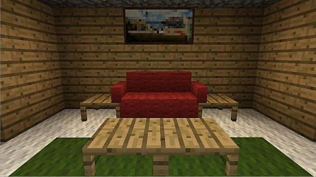 Furniture Ideas Minecraft screenshot 2