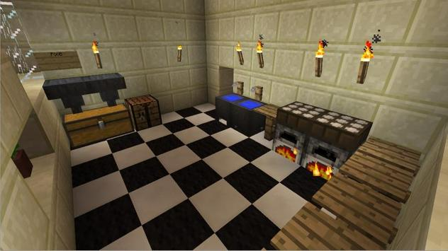 Furniture Ideas Minecraft screenshot 4