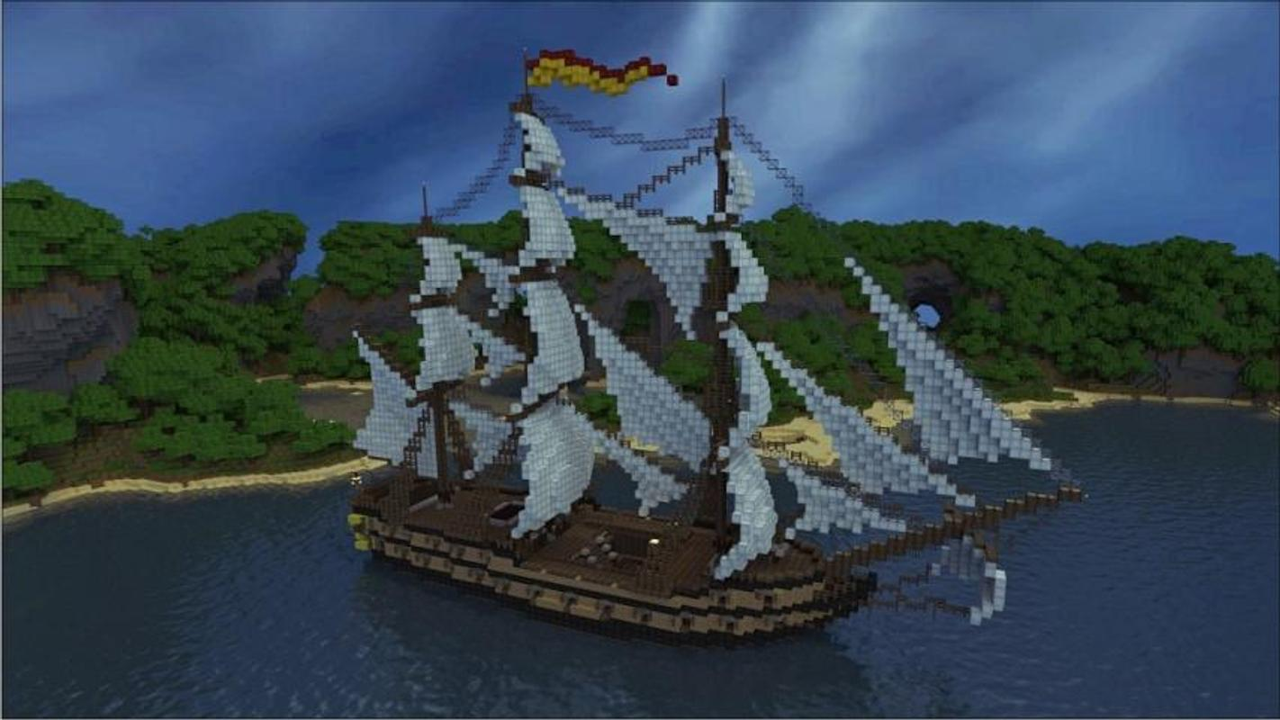 Best Ship Ideas Minecraft For Android
