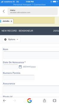 Secu Ben screenshot 2