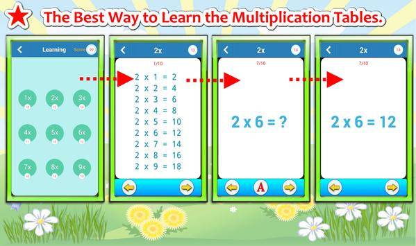 Multiplication Tables Challenge For Android Apk Download