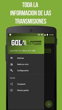 Gol De Vestuario screenshot 2
