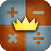 One Minute Math Game icon