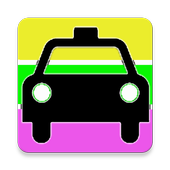 Capital Taxis. Driver icon