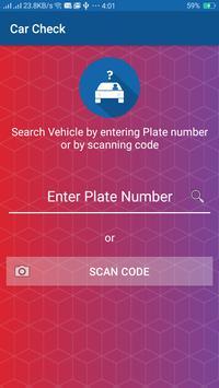 Car Check poster