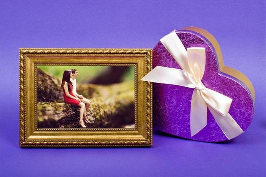 Romantic Love Photo Frame screenshot 2