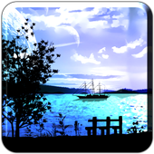 Lake View Scene LITE icon