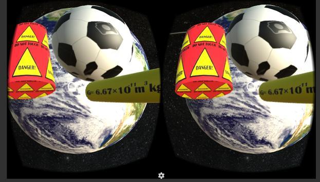SPACE FLOAT VR - DANGER screenshot 1