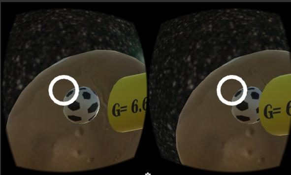 SPACE FLOAT VR - DANGER screenshot 2