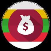 Myanmar Exchange Rates icon