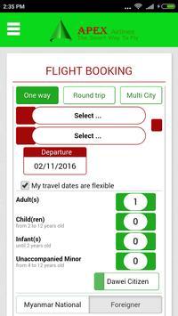 Apex Airlines screenshot 1