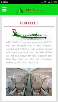 Apex Airlines screenshot 2