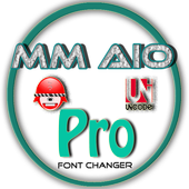 MM Aio Font Changer Pro icon