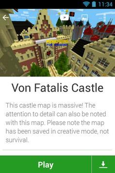 Maps for Minecraft PE MineMaps screenshot 5